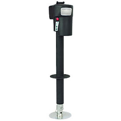 Picture of Ultra-Fab Phoenix Black 4000 Lb Electric Trailer Jack 38-944040 15-9022