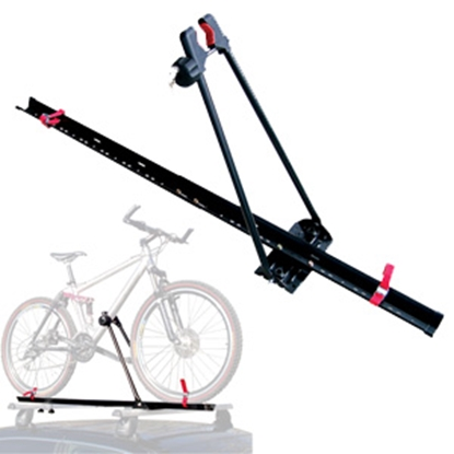 Picture of Swagman Upright 1-Bike Upright Rack Mount Bike Roof w/ Straps 64720 16-0261