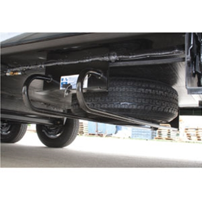 Picture of BAL Hide-A-Spare Recessed Mount Tire Carrier 28210B 16-0368