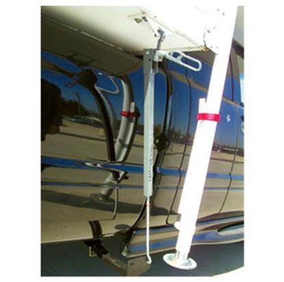 "Picture of Torklift FastGun 2-Pack 25"" To 43"" Spring Loaded Hook & Hook Turnbuckle S9522 16-0529"