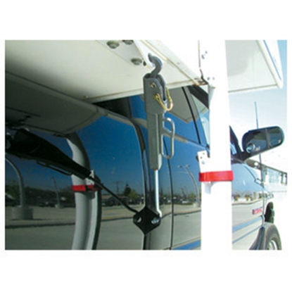 "Picture of Torklift FastGun .45 2-Pack 14.5"" To 21.5"" Steel Spring Loaded Hook & Hook Turnbuckle S9520 16-0530"