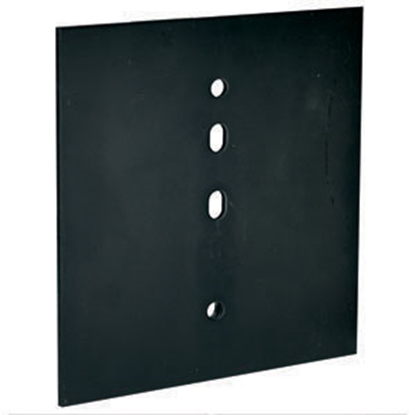 """Picture of Pacific Cargo  6-1/2"""" L x 6"""" W D-Ring Recessed Pan for Pacific Cargo 4290 4290-MP 16-0685"""