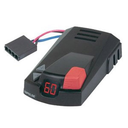 Picture of Hopkins Impulse (TM) LED Indicator Trailer Brake Control for 4 Brakes 47235 17-0032