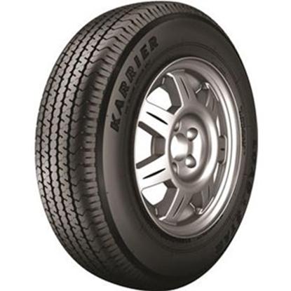 Picture of Americana Loadstar Tire, Loadstar, ST235 x 80R16, E Ply 10248 17-0038
