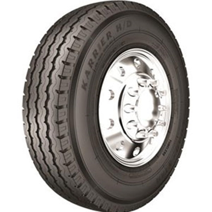 Picture of Americana Karrier KR18 Tire, Karrier KR18, ST235 x 85R16, ST Radial HD/ E Ply 10500 17-0040