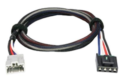 Picture of Tekonsha  2 Plug Brake Control Wiring Harness 3070-P 17-0071
