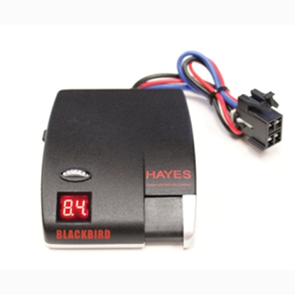 Picture of Hayes The Blackbird (R) Digital Trailer Brake Control w/Quik Connect for 8 Brakes 81726 17-0087