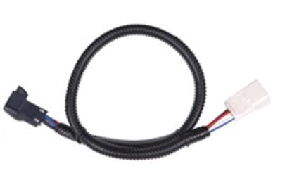 Picture of Hayes Quik-Connect (R) 1 Snap-In Plug Brake Control Wiring Harness 81785-HBC 17-0114