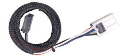 Picture of Hayes Quik-Connect (R) 1 Snap-In Plug Brake Control Wiring Harness 81786-HBC 17-0115