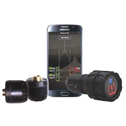 Picture of Pressure Pro  FLEX TPMS w/ Two Sensors for Smart Phone FLEXBT2 17-0566