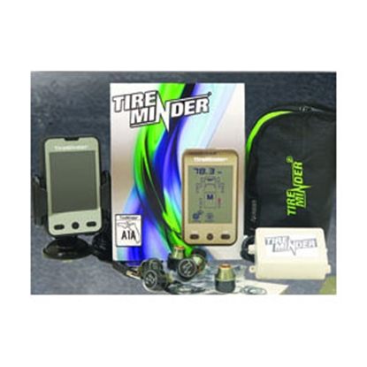 Picture of Minder TireMinder (R) 4-Sensor Tire Pressure Monitoring System TM-A1A-4 17-1031