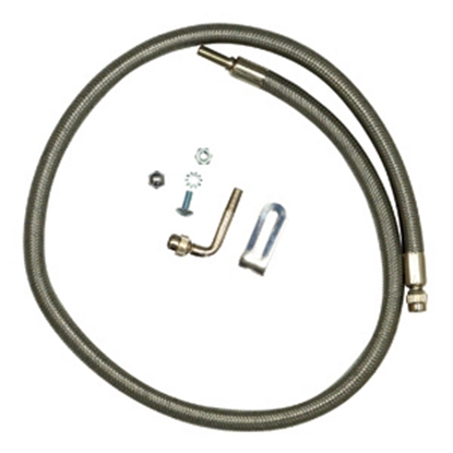 Picture of Wheel Masters  Stainless Steel Spare Tire Inflation System 82286-S 17-1907