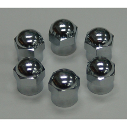 Picture of Wheel Masters  Valve Stem End Caps, 6-Pack 8030 17-1930