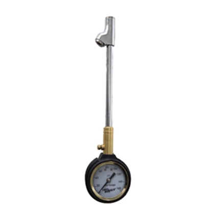 Picture of Minder TireMinder (R) 5-160 PSI Analog Dual Head Tire Gauge TMG-RV-DIAL 17-2110