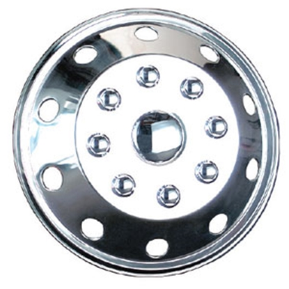 "Picture of Wheel Masters  4-Set 16-1/2"" 8-Lug Wheel Cover 3165B0 17-2821"