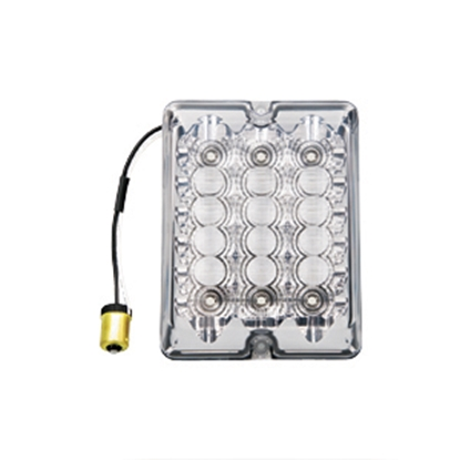 Picture of Bargman  Clear LED Tail Light 47-84-026 18-0001