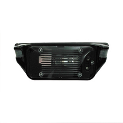 Picture of Starlights Starlights (TM) Black w/Clear Lens LED Porch Light 016-SL1000B 18-0049