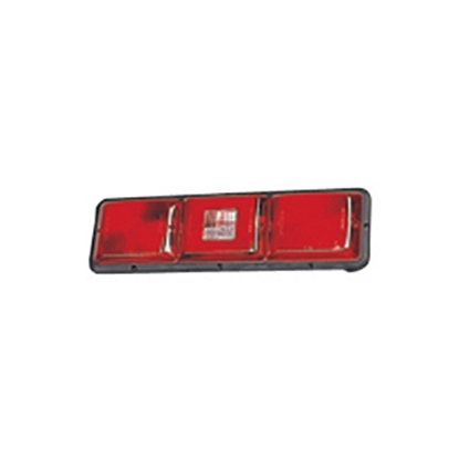 "Picture of Bargman 84 Series Red 18""x5-5/16""x1-1/4"" Tail Light 30-84-103 18-0077"