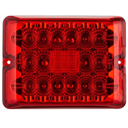 Picture of Bargman 84 Series Red LED Tail Light 47-84-420 18-0114