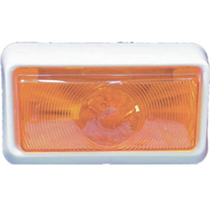 Picture of Command Command (R) Amber Lens Porch Light w/Switch 007-50SAC 18-0192