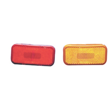 Picture of Command  Red Tail Light Assembly 003-58 18-0203