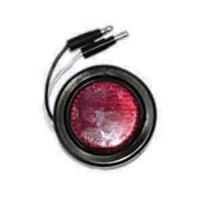 "Picture of Command Command (R) Red 2""Dia Clearance LED Side Marker Light 003-1366R 18-0228"