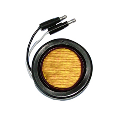 "Picture of Command Command (R) Amber 2""Dia Clearance LED Side Marker Light 003-1366A 18-0229"