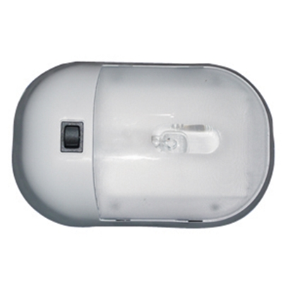 Picture of Command  White Single Dome Light 001-901XPB 18-0234