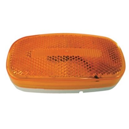 Picture of Peterson Mfg.  Amber Clearance LED Side Marker Light V180A 18-0282
