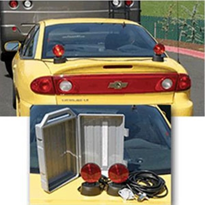 Picture of Husky Towing  Magnetic Towed Vehicle Light Kit 11314 18-0315