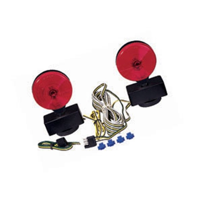 Picture of Peterson Mfg.  Magnetic Mount Tow Light Kit w/ 20' Four Wire Harness V555 18-0523