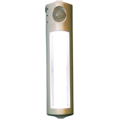 Picture of Minder NightMinder (R) White Motion Activated LED Light w/ Switch NM-MOTION-011 18-0603