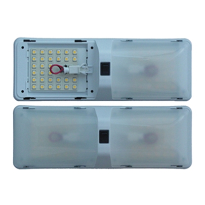 Picture of Command  Double Warm White LED Dome Light K-8020 18-0643