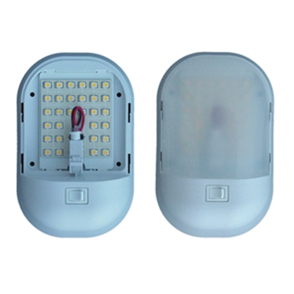 Picture of Command  Single Warm White LED Dome Light K-9010 18-0644