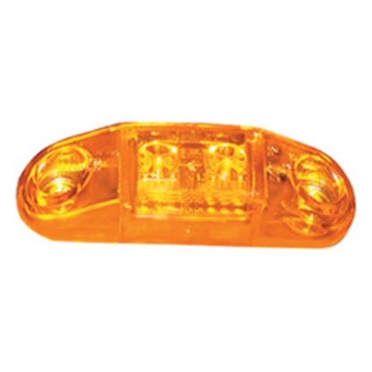 Picture of Peterson Mfg.  Amber Clearance LED Side Marker Light V168A 18-0672