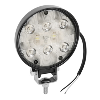 Picture of Bargman  Round 10W LED Work Light w/Aluminum Housing 54209-001 18-0690