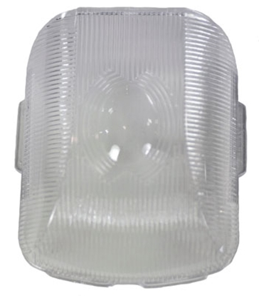Picture of Arcon  Clear Optic Dome Light Lens for Arcon Euro Style 18017 18-0748