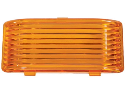 Picture of Arcon  Amber Porch Light Lens for Arcon 18107 18-0778