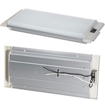 Picture of Thin-Lite  Euro-Style Recess Mount LED Light Fixture 9.6W DIST-LED732P 18-0829