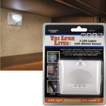 "Picture of Tri-Lynx  Single 4""Lx4""Wx1""H LED Light w/ Switch 00025 18-0852"