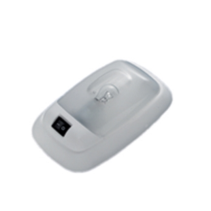 Picture of Progressive Dynamic 780 Series White w/Clear Lens Ceiling Mount Interior Light w/Switch PD781WSBCV 18-0890