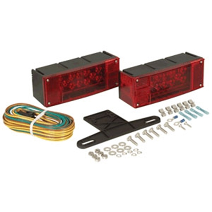 "Picture of Optronics  Over 80"" Waterproof LED Trailer Light Kit TLL-16RK 18-1147"