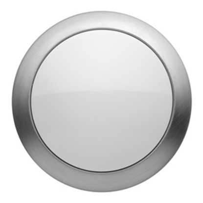 Picture of Starlights  Brushed Nickel Round Surface Mount Interior Light 016-SON 104 18-1162