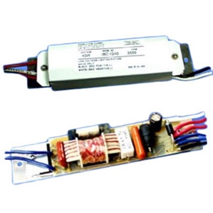 Picture of Thin-Lite  12V 30W Dual Stage Electronic Type Interior Light Ballast for Thin Lite Double F15T8 Tube IB-116 18-1239