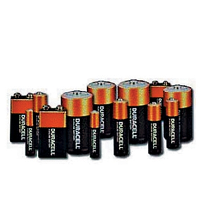 "Picture of Howard Berger Duracell Duracell ""D"" Battery, 2/pk DURD 18-1255"