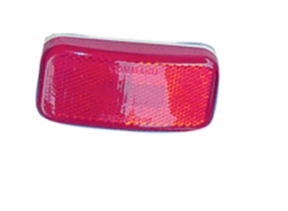 Picture of Command  Red LED Tail Light Assembly w/Bracket 003-59L 18-1356