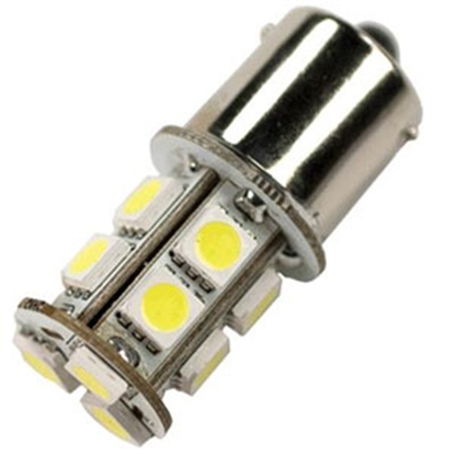Picture of Arcon  6-Pack 12V Bright White 13 LED #1003 Bulb 50436 18-1583