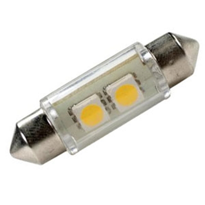 Picture of Arcon  12V Soft White 2 LED #211-2 Bulb 50687 18-1588