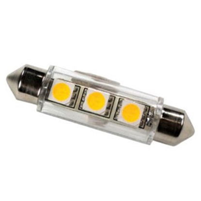 Picture of Arcon  12V Soft White 3 LED #211 Bulb 50664 18-1589
