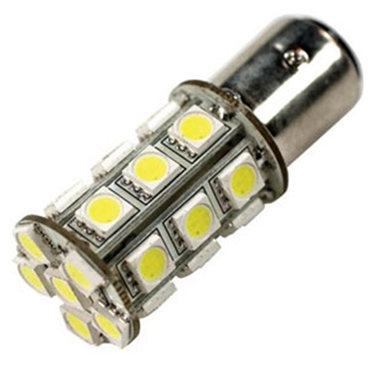 Picture of Arcon  12V Bright White 24 LED #1157 Bulb 50509 18-1652